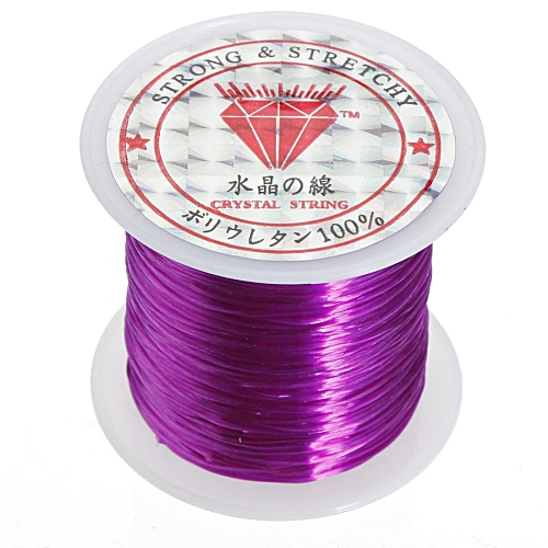 10m Strong Stretchy Elastic Beading Thread Cord Bracelet String For Diy Jewelry