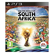 PS3 Game FIFA World Cup South Africa 2010