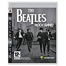 PS3 Game The Beatles RockBand