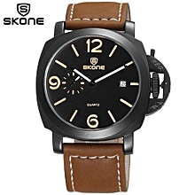 Chronograph Function Mens Watches Top Brand Luxury Silicone Sports Watches Men Clock Male Quartz Watch Auto Date Relojes