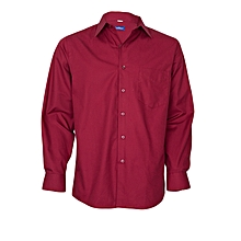Maroon Long Sleeved Shirt
