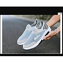 Grace Men's trend casual breathable sports wild low-top shoes