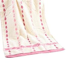 3PCS Soft Cotton Towel Home Hotel Bathroom Bathing Shower Hand Towel Man Woman Washcloth
