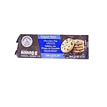 Chocolate Chip Cookie - No Sugar Added - 225G