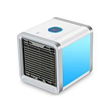 Arctic Air Conditioner Personal Space Air Cooler Quick Cool Humidifiers white