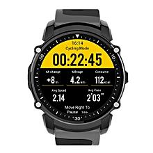 FS08 Smart Watch IP68 Waterproof Heart Rate Monitoring Pressure