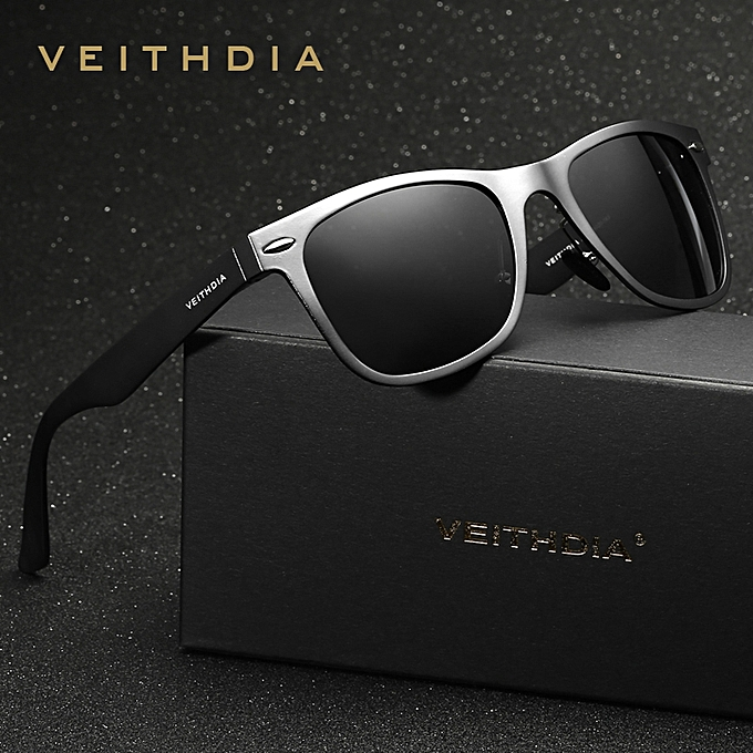 6c7fed2009 VEITHDIA Aluminum Mens Polarized Mirror Sun Glasses Male Driving Fishing  Outdoor Eyewears Accessories Sunglasses For Men
