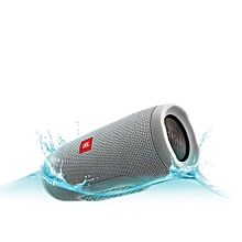 Portable Bluetooth Speaker Charge 3 Grey
