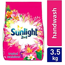 Tropical Sensations (Pink) Hand Washing Powder - 3.5kg