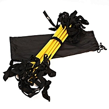 Durable 6M 12-rung Agility Ladder Soccer Speed Football Fitness Training Gift-