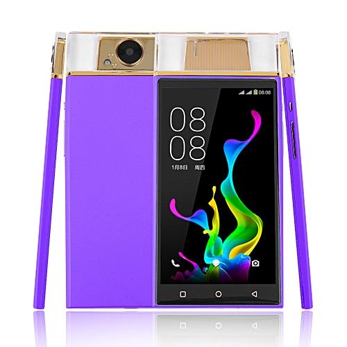 Generic 5inch Perfume Smartphone MTK6580 Quad-core Rotating Camera Women  Gilrs Phone-purple   Best Price  33b1ae3507
