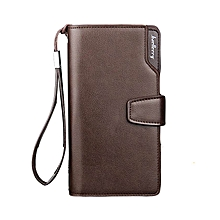 Baellerry Women's Pure Leather Phone Wallet, 21 cards Holder Purse -