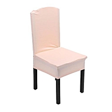 Elastic Chair Covers Home Seat Slipcover Decoration #Champagne