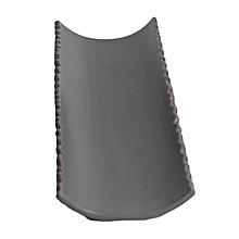Ceramic Platter - Large - Deep Grey