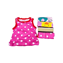 Girls' Carters 5 pcs Vests