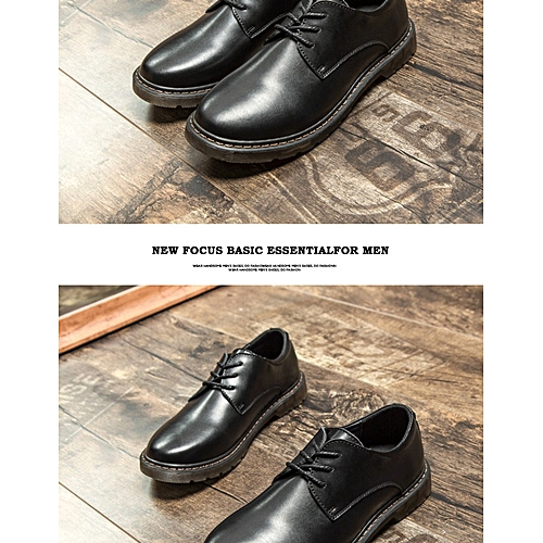 79f5a2a863 Generic Xinyida British fashion overalls men s shoes leisure students small  leather shoes Martin shoes tidal shoes 1758-D