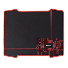 Xtrack-2-Anti-Skid Pro-Gaming Mouse Pad with Frictionless Surface- Black