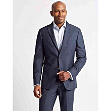 Big And Tall Textured Slim Fit Suit