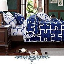 Elegant Duvet - 6x6 - Multicolor/Blue