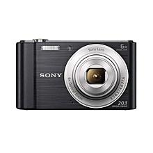 W810 - Digital Still Camera - Black