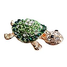 Bluelans Turtle Anti Dust Plug Earphone 3.5mm Ear Jack For IPhone Samsung Galaxy Green