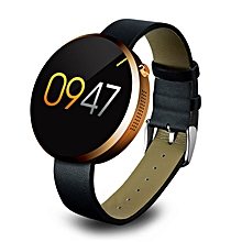 DM360 Heart Rate Monitor Tracker Bluetooth Smartwatch For IOS GD