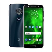 MOTO Green Pomelo 1S 5.7-inch (4GB, 64GB ROM) Android 8.0, 12MP + 16MP, 3000mAh, Dual Sim 4G LTE Smartphone - Blue