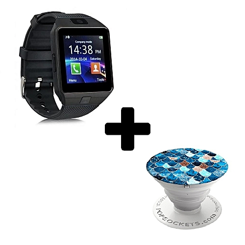 Source · Ellenov Gorden Import Black Out . Source · W90 Touch Screen Smart Watch Phone Black + FREE Pop Socket Phone Holder Mermaid Print -