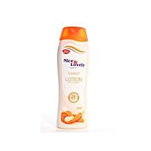 Carrot Body Lotion - 400ml