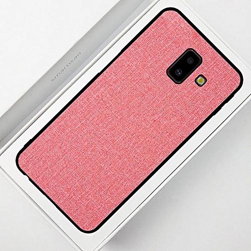 size 40 f2ffa 7b2dd Cloth Case For Samsung Galaxy J6 PlusJ6+ Case Slim Hybrid Soft Cover With  Elk Design For SAMSUNG J6 PLUS Casing 245672 c-1 (Color:Main Picture)