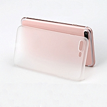 For iphone 6 Case Soft PP Cover For iphone 6S Plus Transparent Color Slim Phone Protection Soft Shell