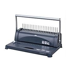 Comb Spiral Binder Machine - Dark Grey