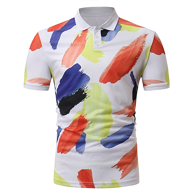 24f6d3d15 Casual Mens Polo Shirt Brands Male Short Sleeve Polo Cotton Fashion Slim  Fit Polo Men-