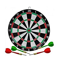 Dart Board Game Toy & Games with Butterfly Darts - Medium