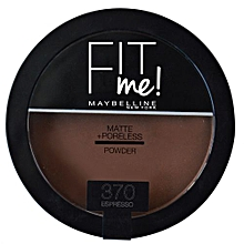 Fit Me Powder - Espresso 370