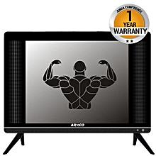 "LED-TZ15H1DC - 15"" -  Digital LED TV - HD Ready - Extra Tough Screen - Extreme Slim - USB Movies - AC/DC - Black"