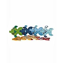 Puzzle - Samaki Queue - Multicolor
