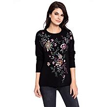 Black Fashionable Standard T-Shirt