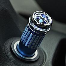 Mini Auto Car Fresh Air Ionic Purifier Oxygen Bar Ozone Ionizer Cleaner 12V