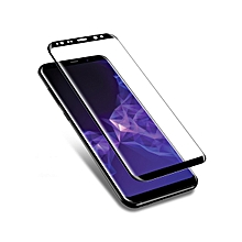 WHATIF 1 Pc Samsung Galaxy S9 Plus/S9/S8/S8 Plus/Note 8 Screen Protectors 3D Curved Front Protector    SAMSUNG S9    white