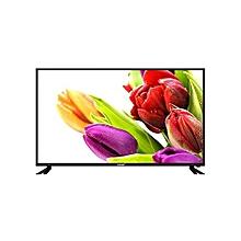 VP-8824D TV, digital TV with inbuilt decoder- Black
