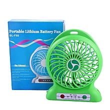 Mini rechargable fan
