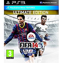 PS3 Game FIFA 14 Ultimate Edition