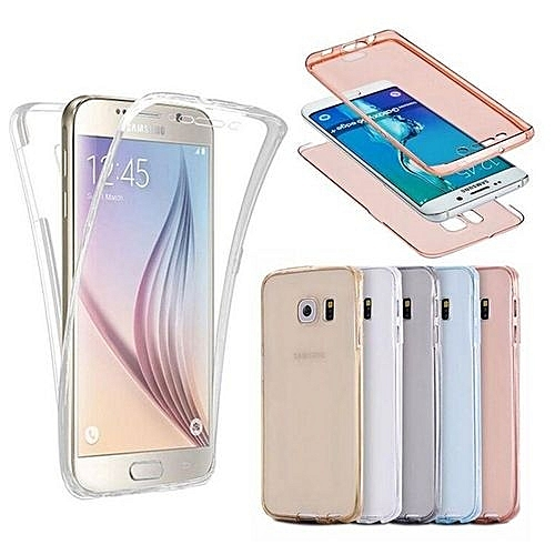 more photos 8c64f d5023 New Arrival Shockproof 360° TPU Silicone Protection Transparent Clear Case  Cover(Colour:Clear;for Samsung Galaxy J7)