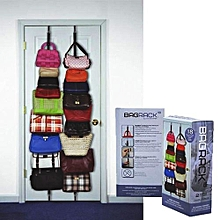 Bag Rack Holds 16 Handbags