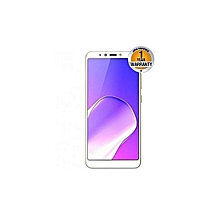 "HOT 6 - 2GB RAM - 16GB - 6"" - 13+8MP- FingerPrint - 4000mAh - 3G LTE - Face ID - Gold"