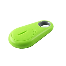 Smart Anti-Lost Alarm Bluetooth Remote Shutter GPS Tracker For Kids Green