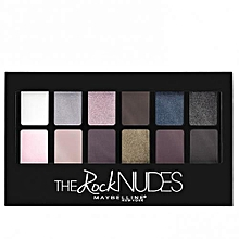 Eye Shadow Palette - The Rock Nudes