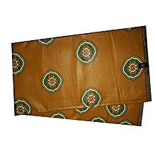 High Quality African Print Kitenge/Ankara Fabric - 6Yards, 100% cotton and wax printed