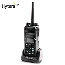 Hytera TD580 Portable UHF 350 - 470MHz DMR Transceiver LED Display-BLACK
